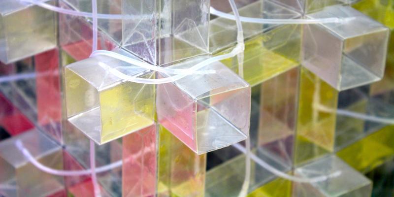 Origami-inspired Metamaterial 3